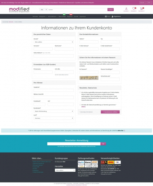 Bootstrap Basic - Responsives Template - fb-tpl01
