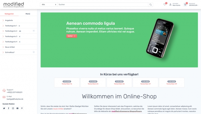 Bootstrap Sidebar - Responsives Template - fb-tpl03