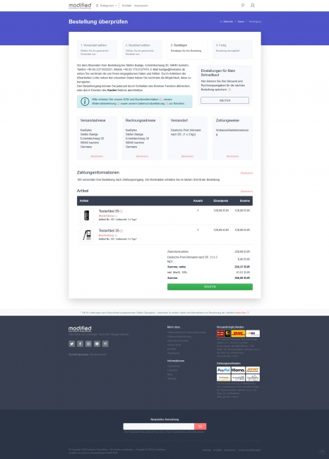 Bootstrap Container - Responsives Template - fb-tpl04